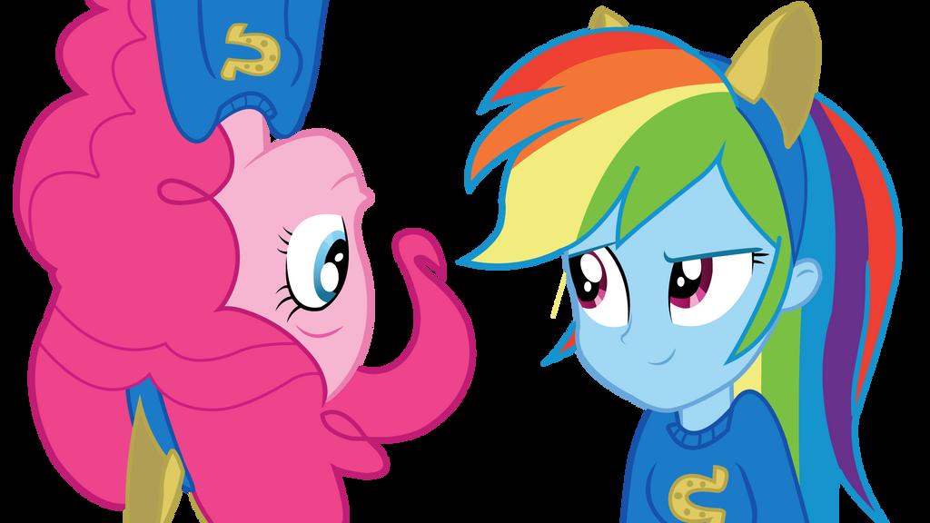 rainbow dash pinkie foot-#34