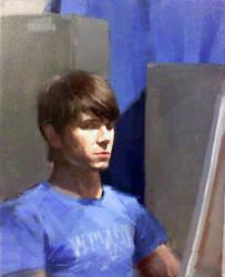 self portrait4 by danjacob