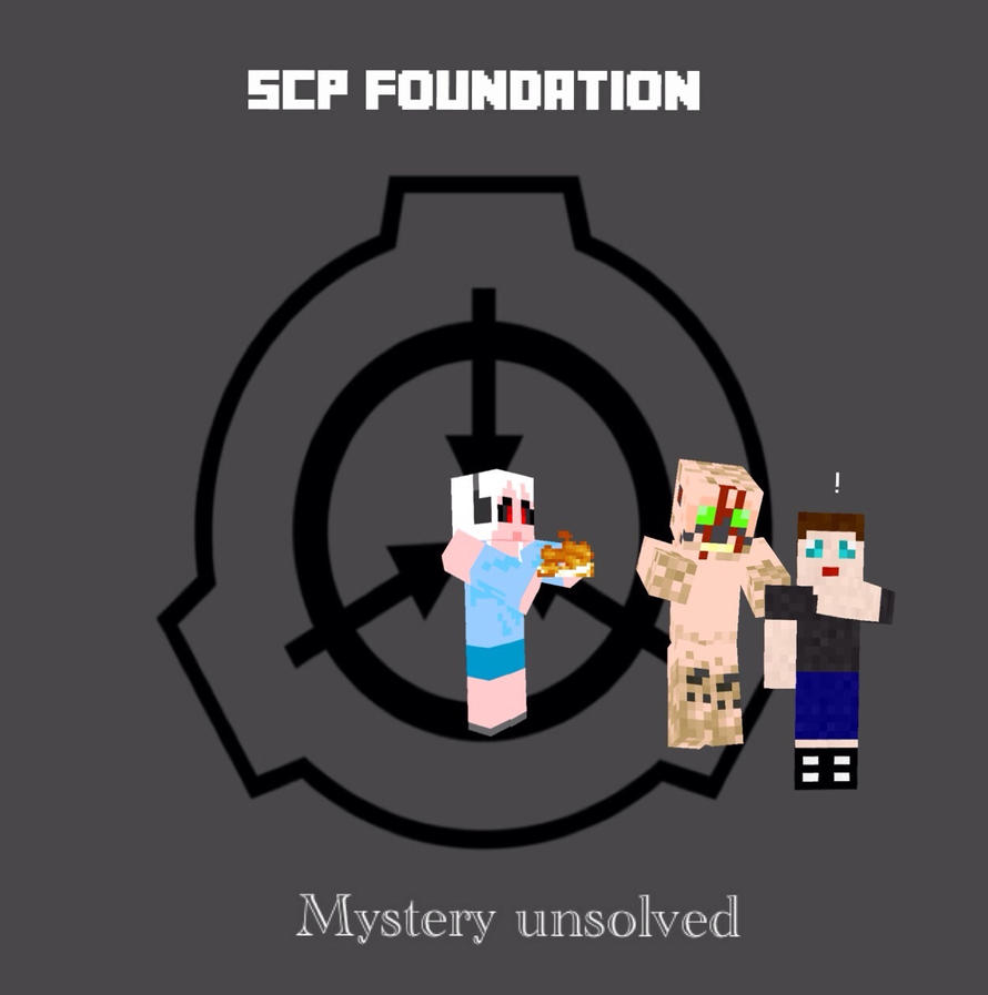 SCP foundation mystery by elfmoon3
