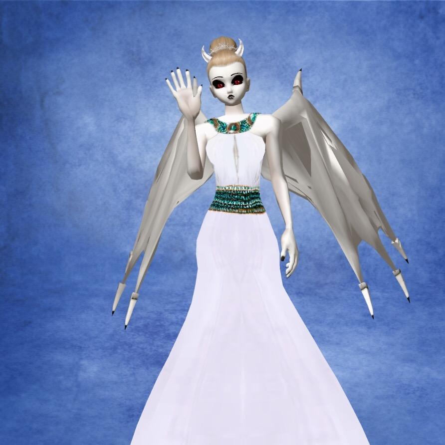 Zarah Princess of The Underrealm by elfmoon3
