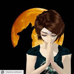 wolf moon tonight