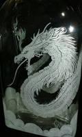 i antlered the dragon...