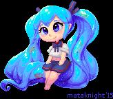 Bottle Miku by Mataknight