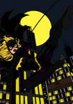 Batgirl by LeoMatos