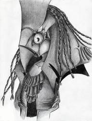 Horus Mech by Scarlet31