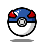 Pokemon - Ultra Ball by ElderKain on DeviantArt Ultra Ball Sprite