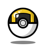 Pokemon - Ultra Ball by Ultra Ball Sprite