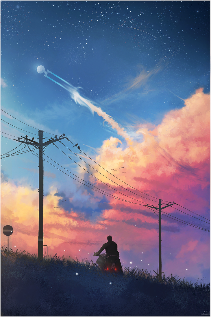 Where no one has gone before by Sindrandi