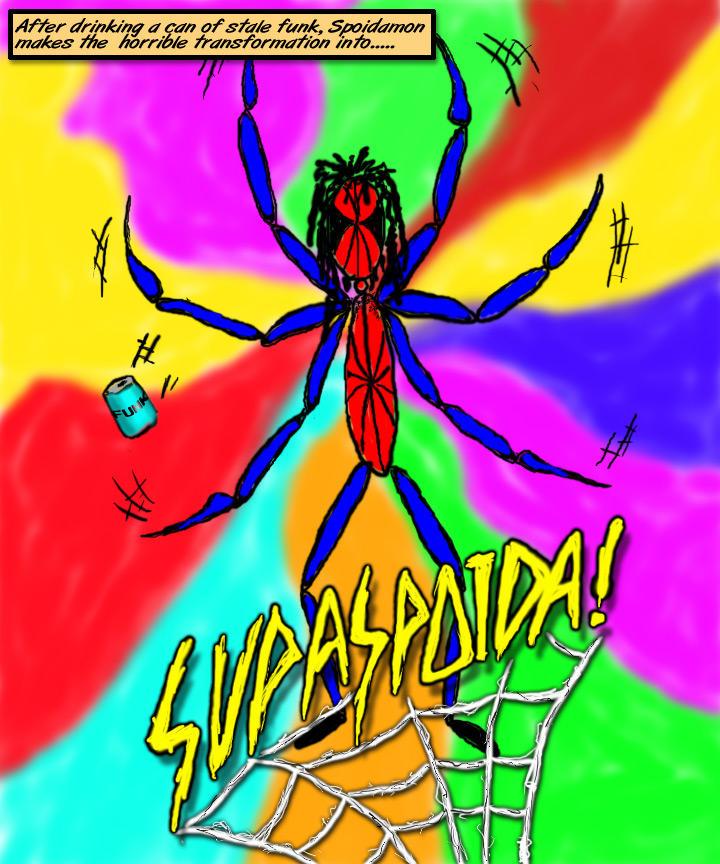 The Origin Of Supaspoida by supaspoida