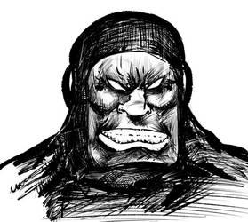 Darkseid is! by mcd91