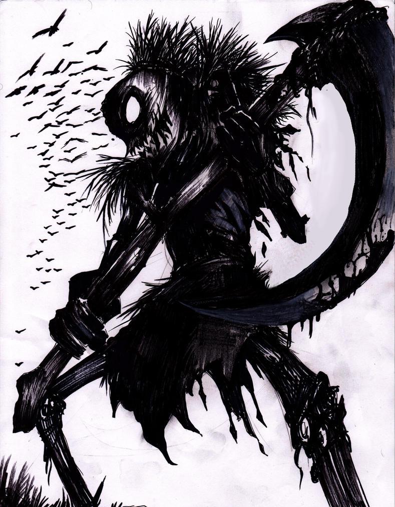 harbringer of doom by spaceweasel2306