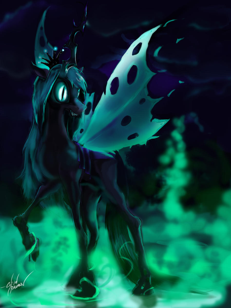 Chrysalis by spaceweasel2306
