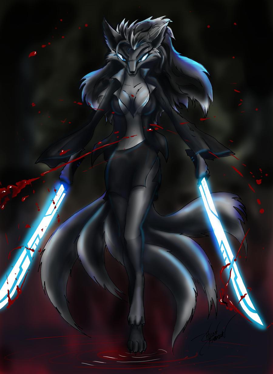 nightblade by spaceweasel2306