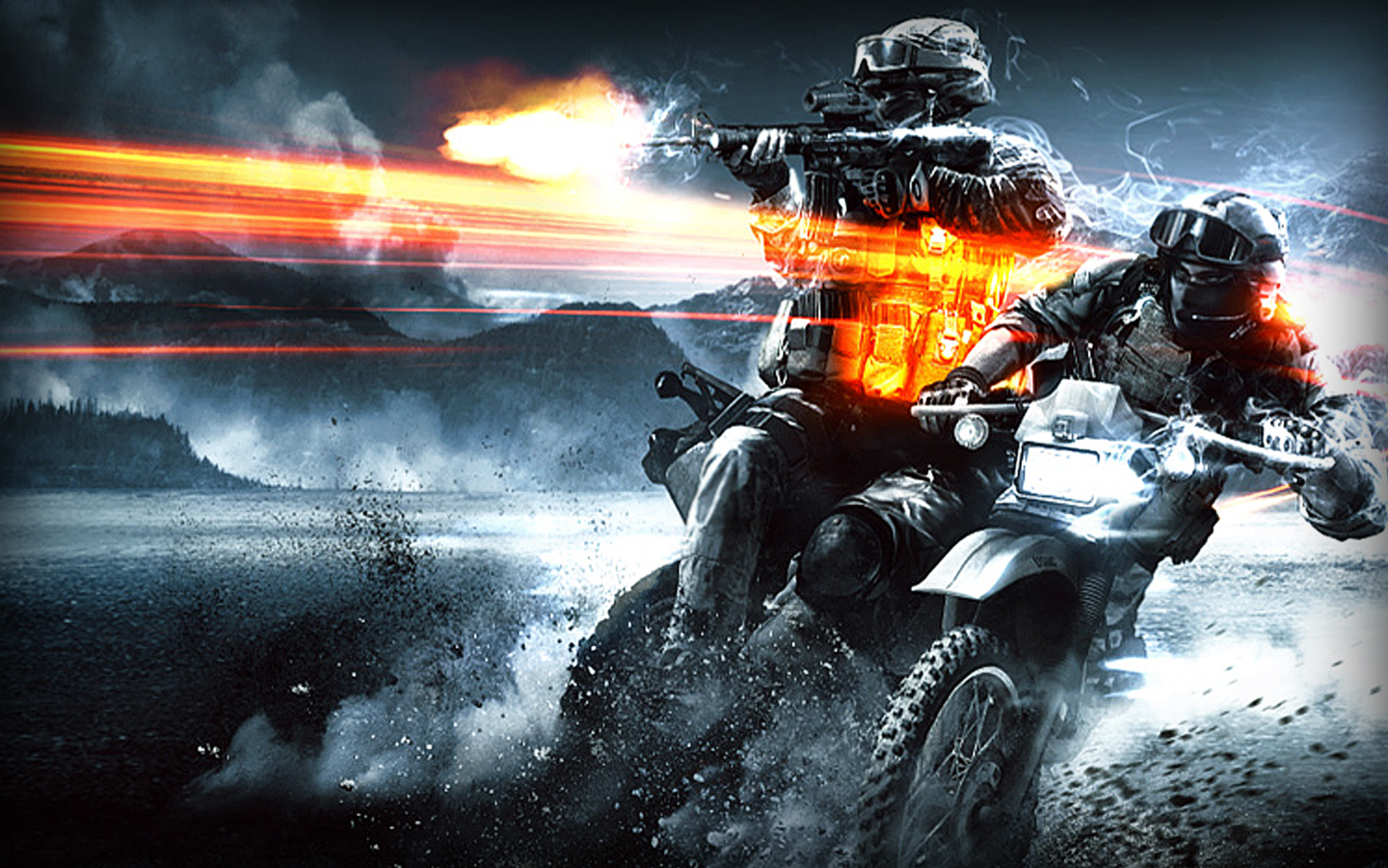[End Game] Battlefield 3: Mas Detalles