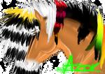 Headshot Azor by Shelby-3000