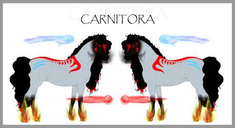 OC Carnitora by Shelby-3000
