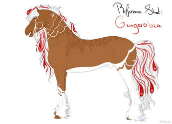 OC Gingerobia by Shelby-3000