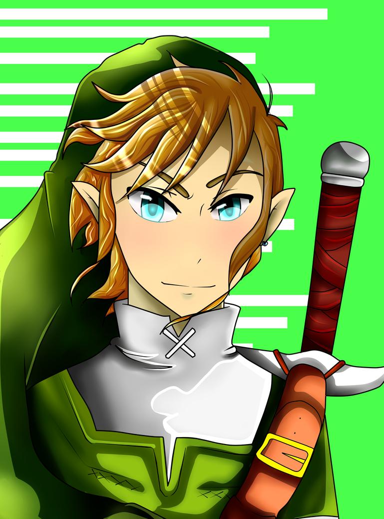 The Legend Of Link by Kawaifairies