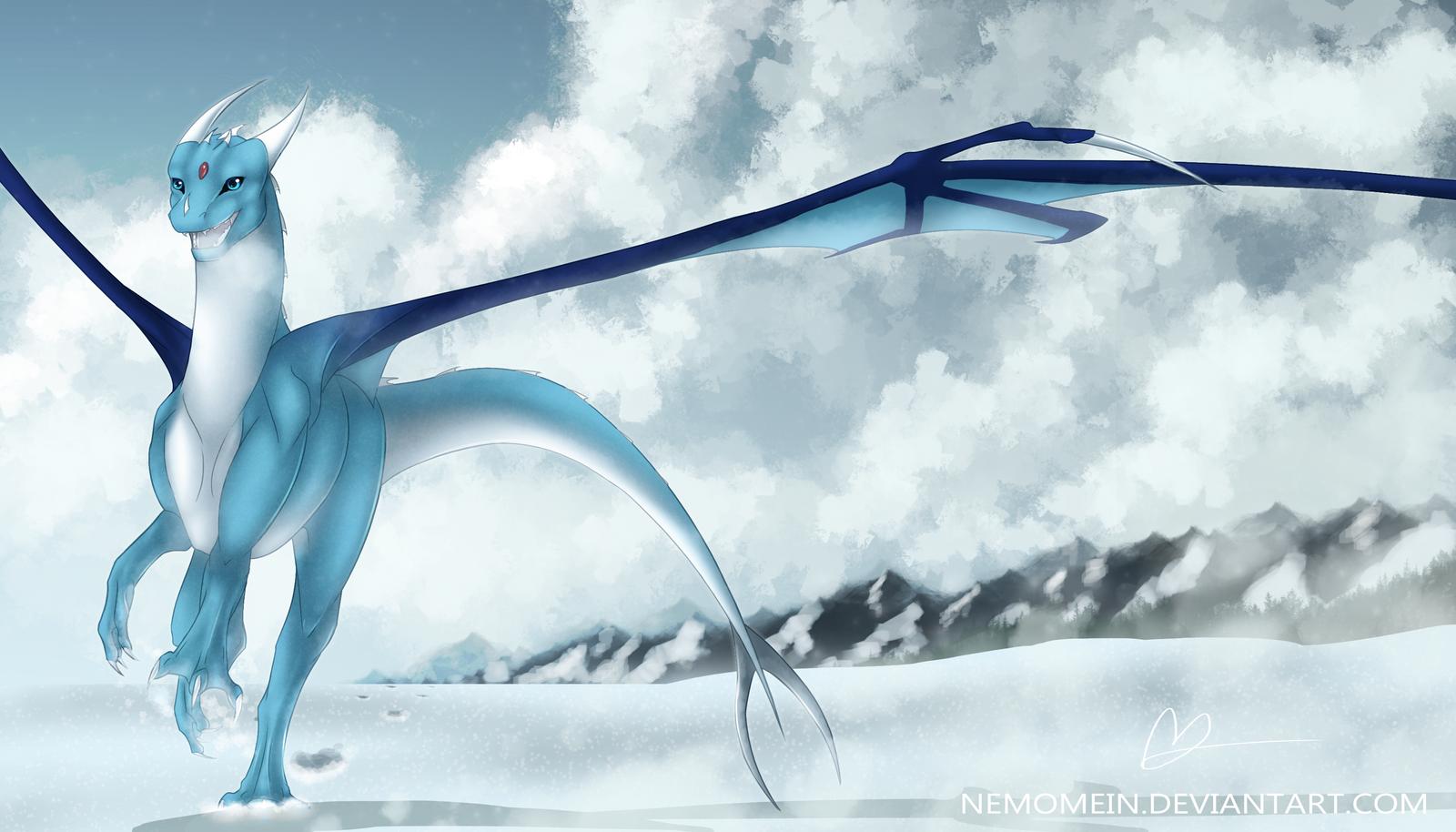 Snow Day by Nemomein