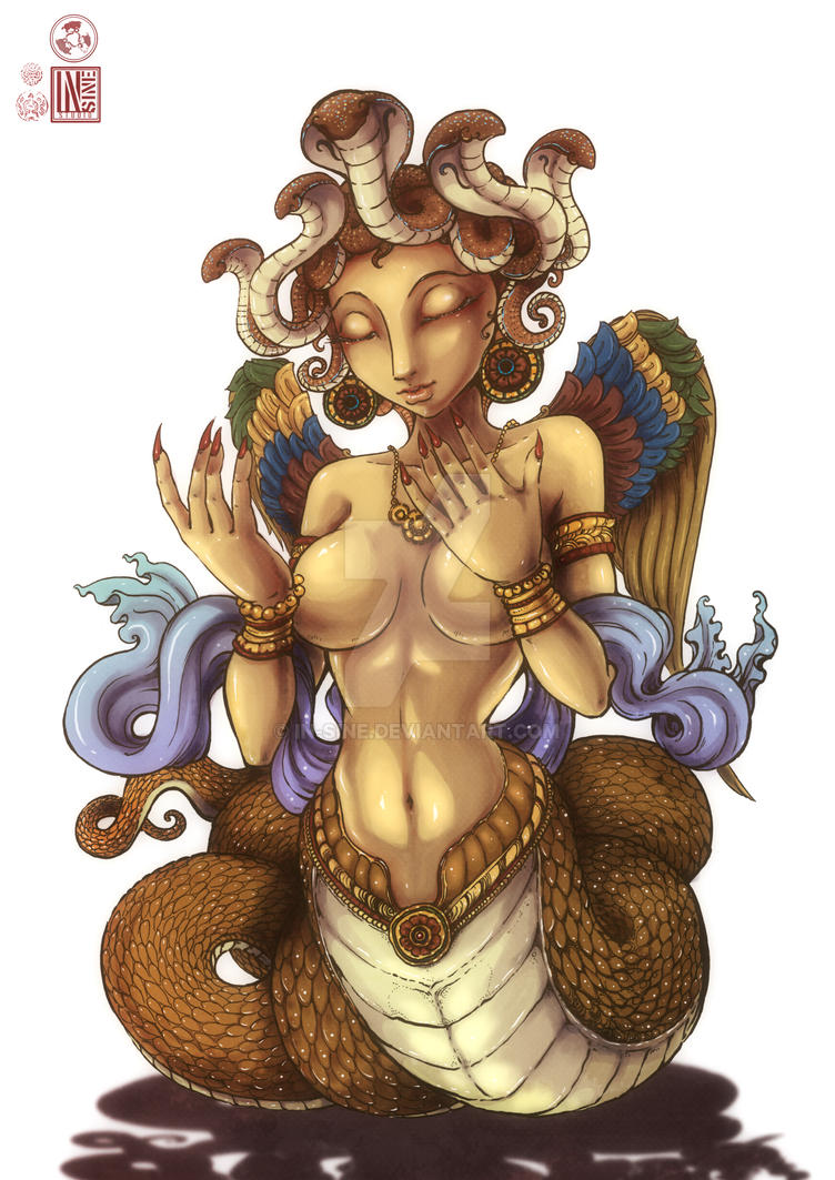 Female mythical beings adult vids