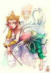 Songkran goddess 2016