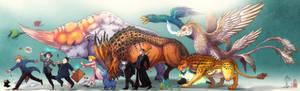 Fantastic Beasts FA