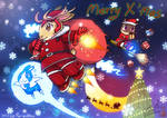 Merry Christmas by In-Sine
