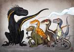 25th Raptors generation