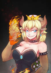 Bowserette by In-Sine