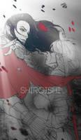 Eredin by ShiroiShi