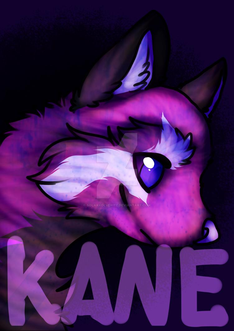 Kane(fan art) by SolarXolverite