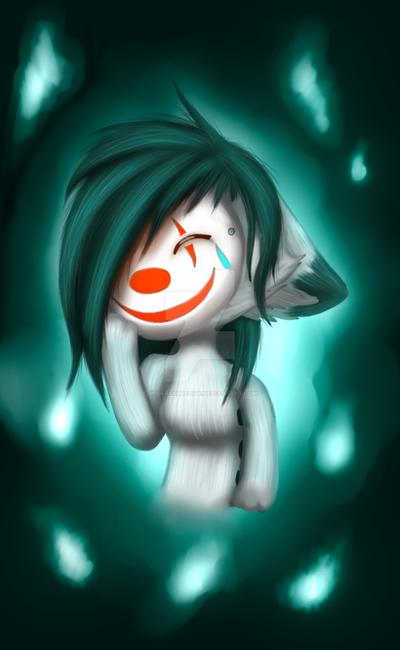 Pierrot by SolarXolverite