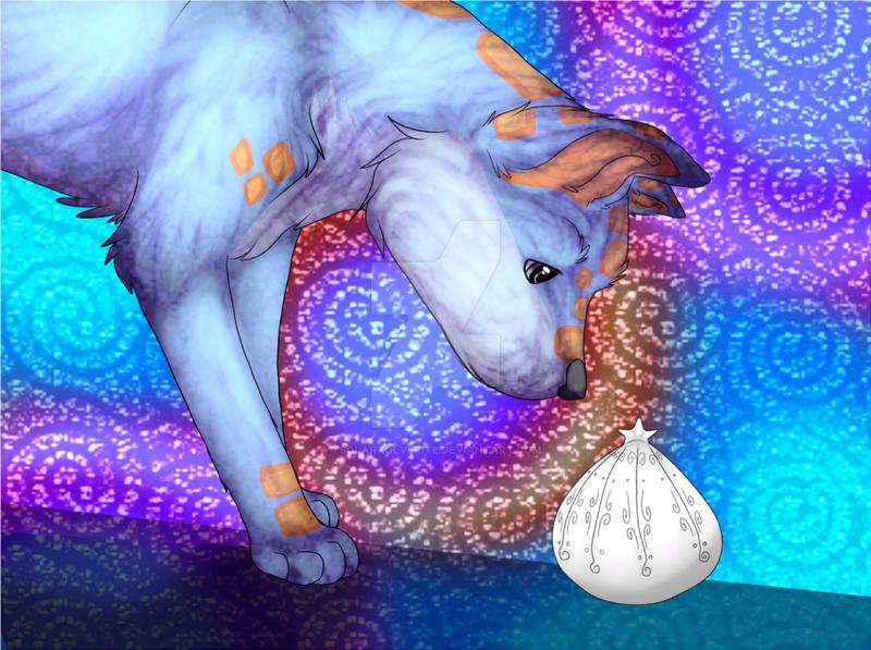 Art attack by SolarXolverite