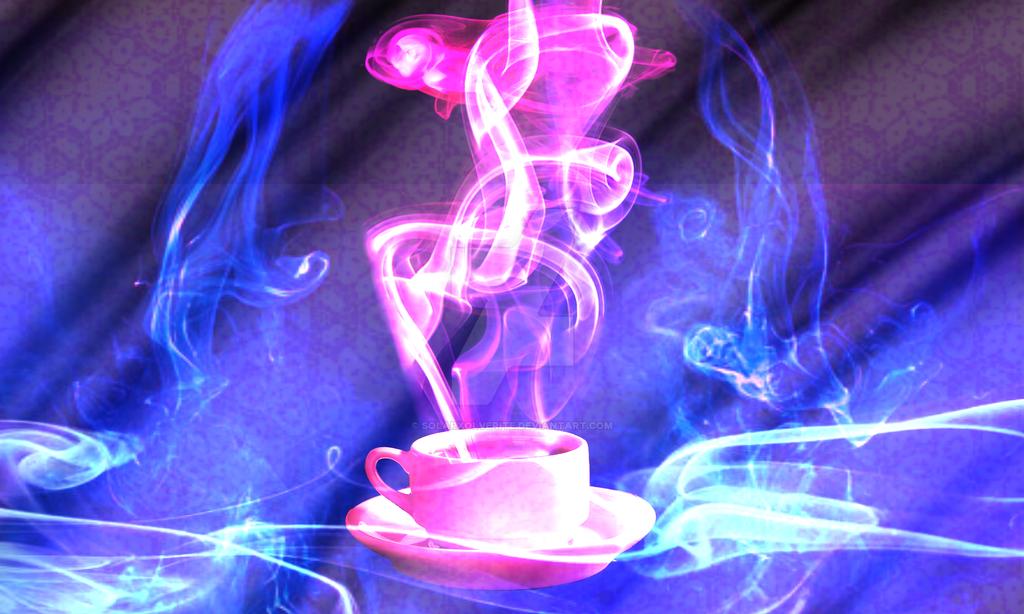 Coffee Is A Drug by SolarXolverite