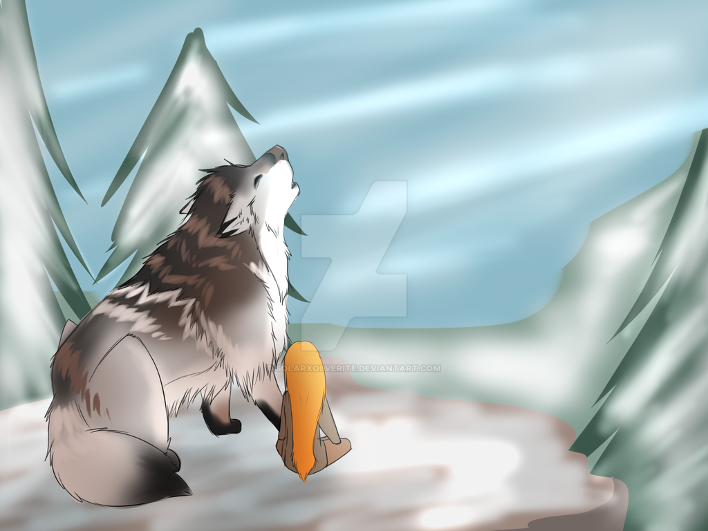 This Is How You Howl by SolarXolverite