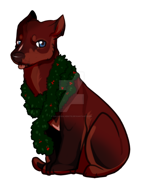 Not Feeling The Christmas Feel by SolarXolverite
