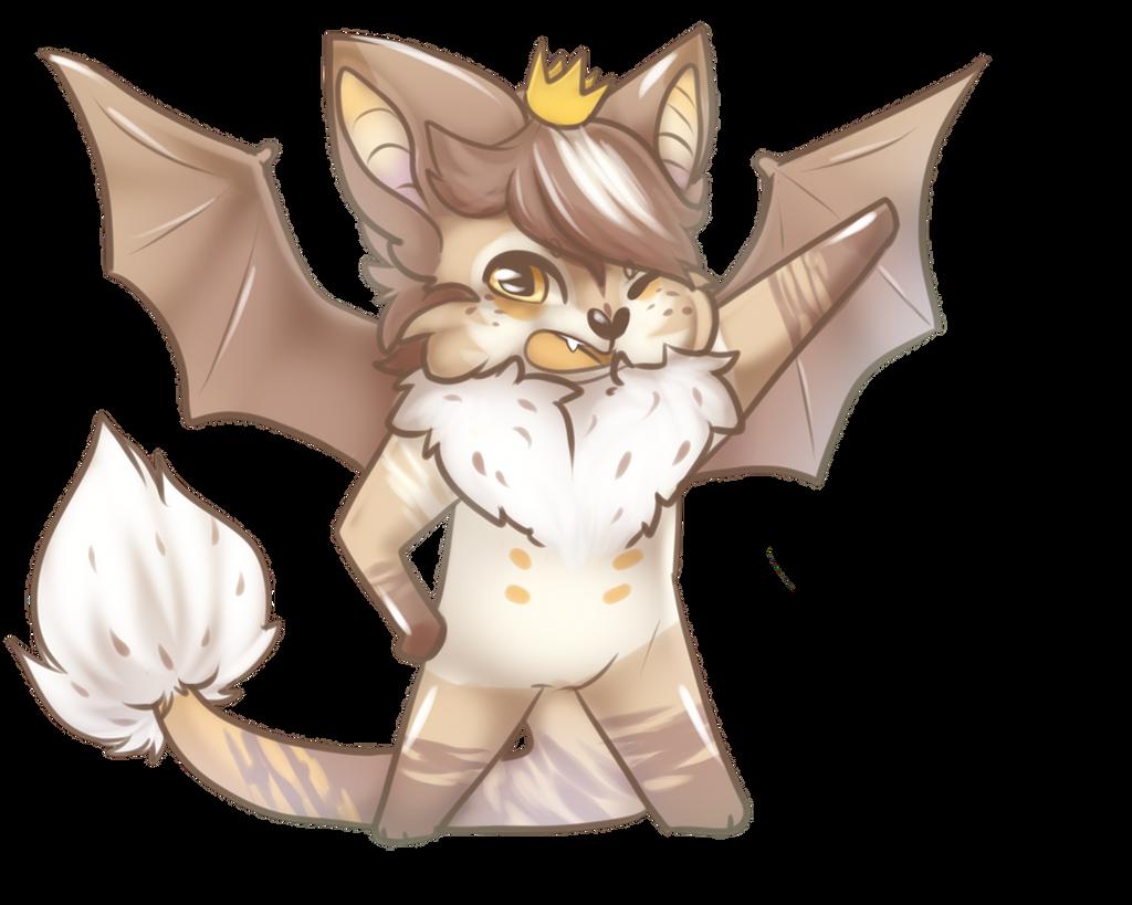 Batty by SolarXolverite