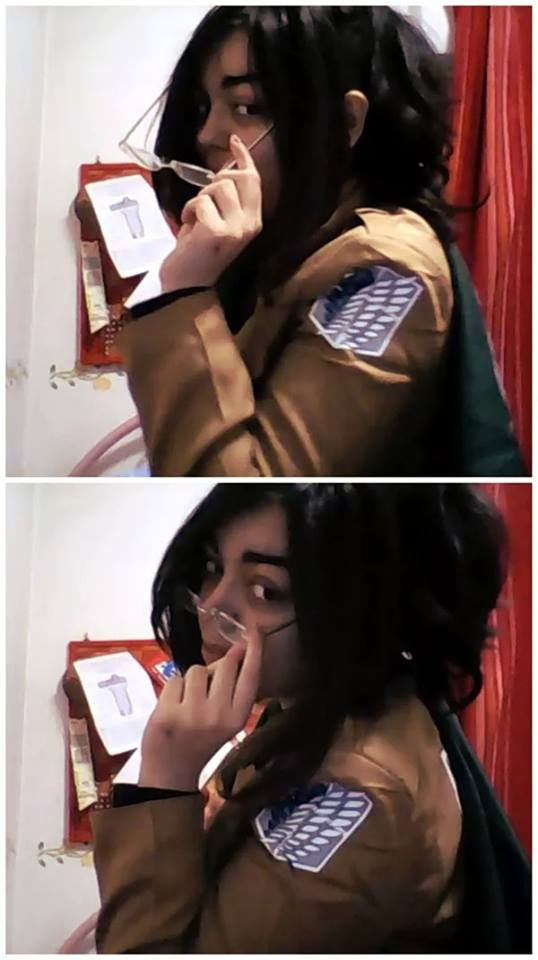 Hanji Zoe (costest) by silverbluedays