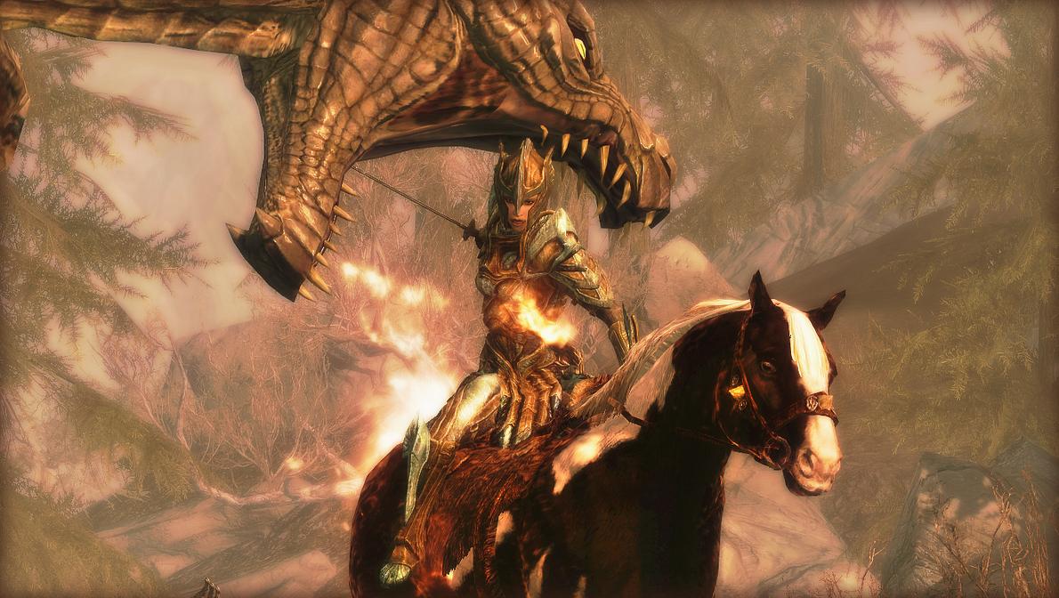 Dragonborn by NordAlexandra