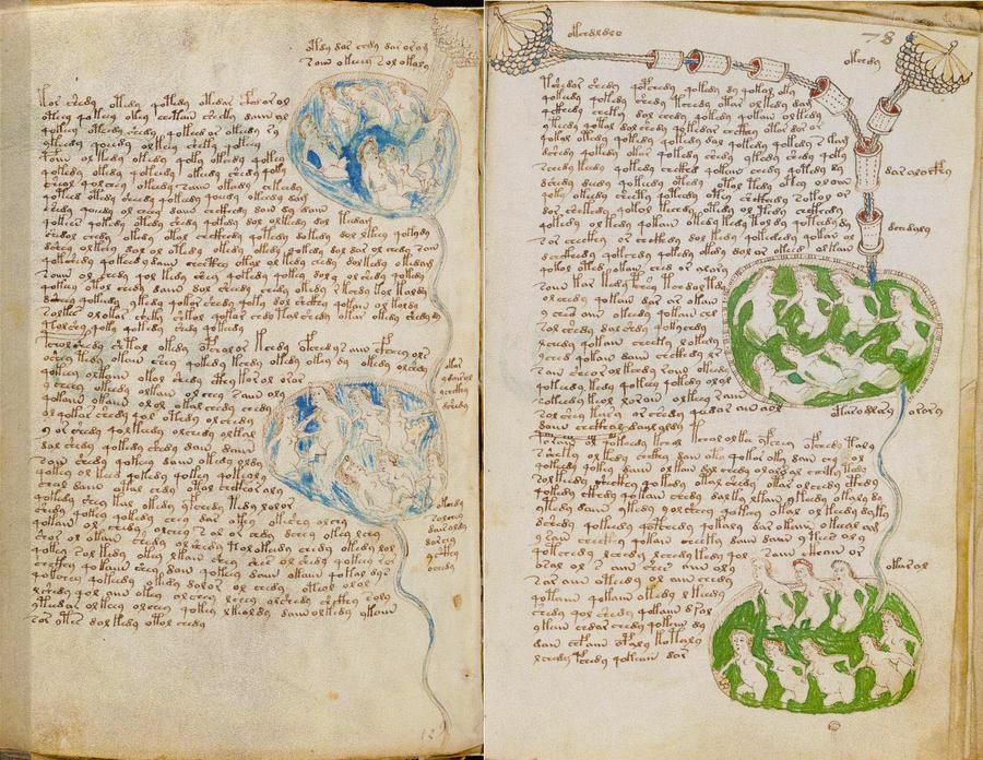 Voynich Manuscript Pdf Voynich Manuscript by Conemon