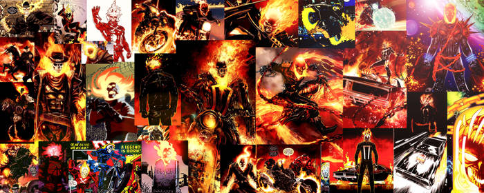 Ghost Riders throughout the ages