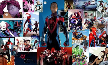 Spider-Man Miles Morales appreciation