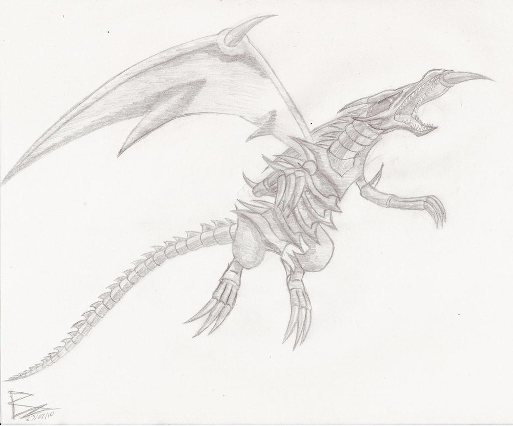 red eyes black dragon by razor zyrak on deviantart