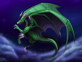CM: Drake Daigo. by Raz-Zyrak