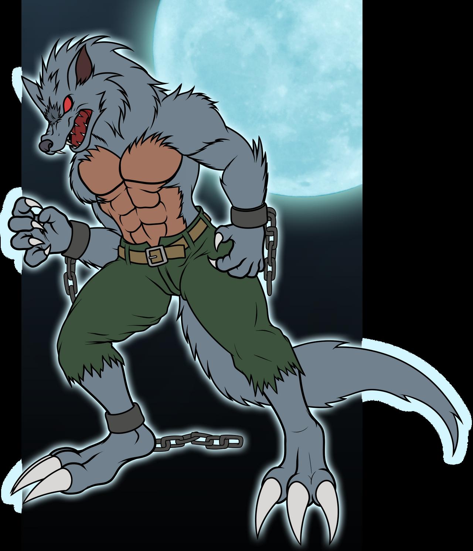 quickie zombie werewolf by razorzyrak on deviantart