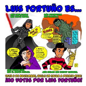 La maldad de Fortuno