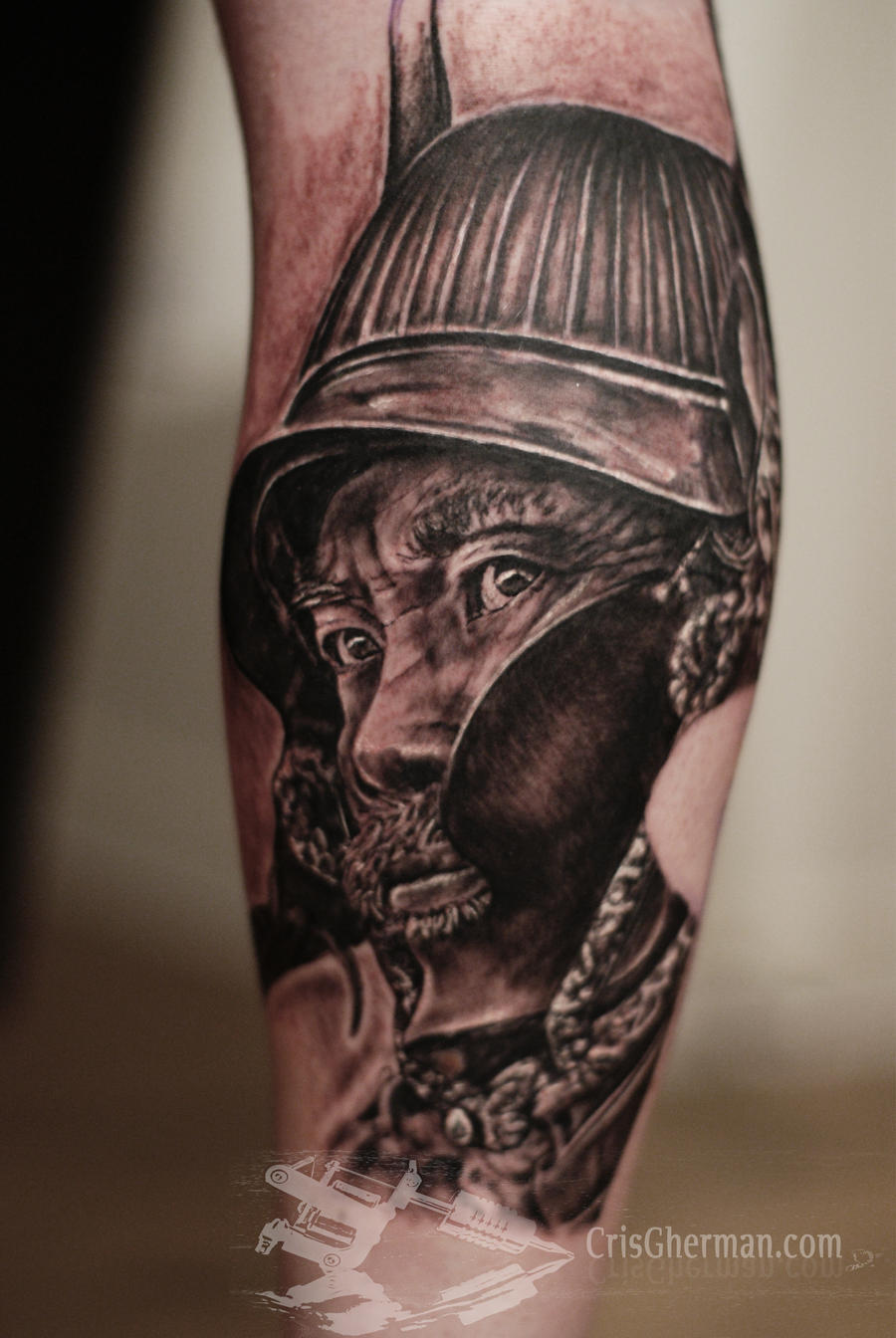 Oni Samurai Tattoos