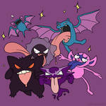 impidimp and friends by babiesteeth