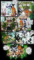 Mana Comic by Tazi-San (Colored)