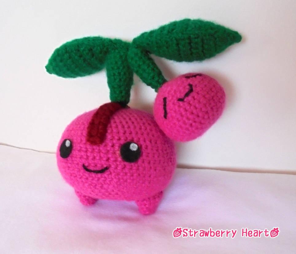 Pokemon amigurumi toy on plastic balls Christmas decorations | Etsy | 829x964
